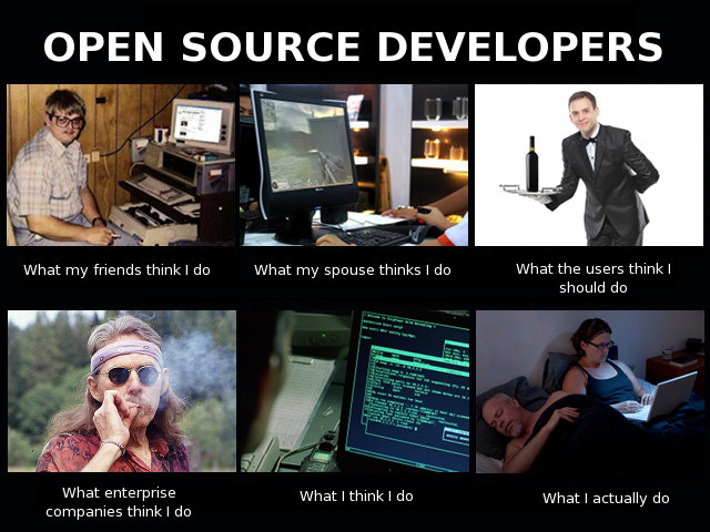 Open Source Memes Posts For Tag Open Source